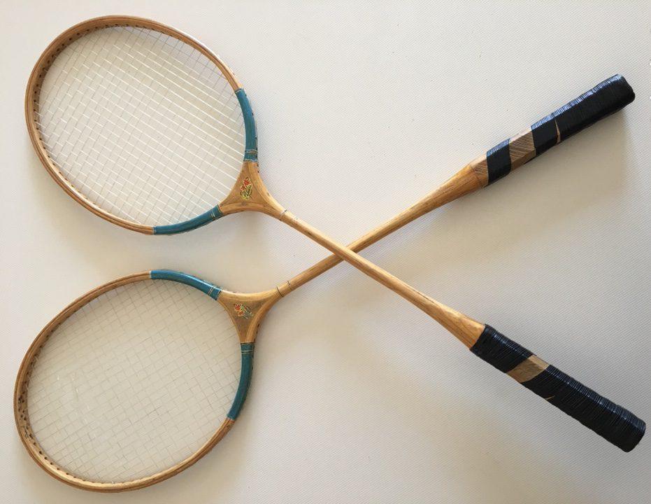 raquetas antigua