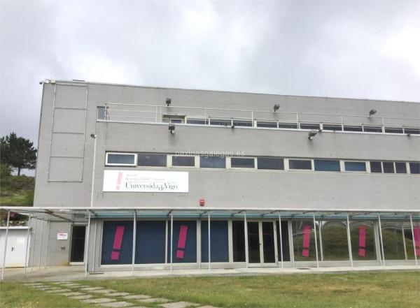 Pabellón universitario Lagoas-Marcosende