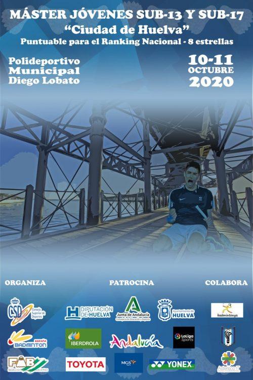 Lee más sobre el artículo Máster Jóvenes Sub-13 y Sub-17 – Huelva (8*)