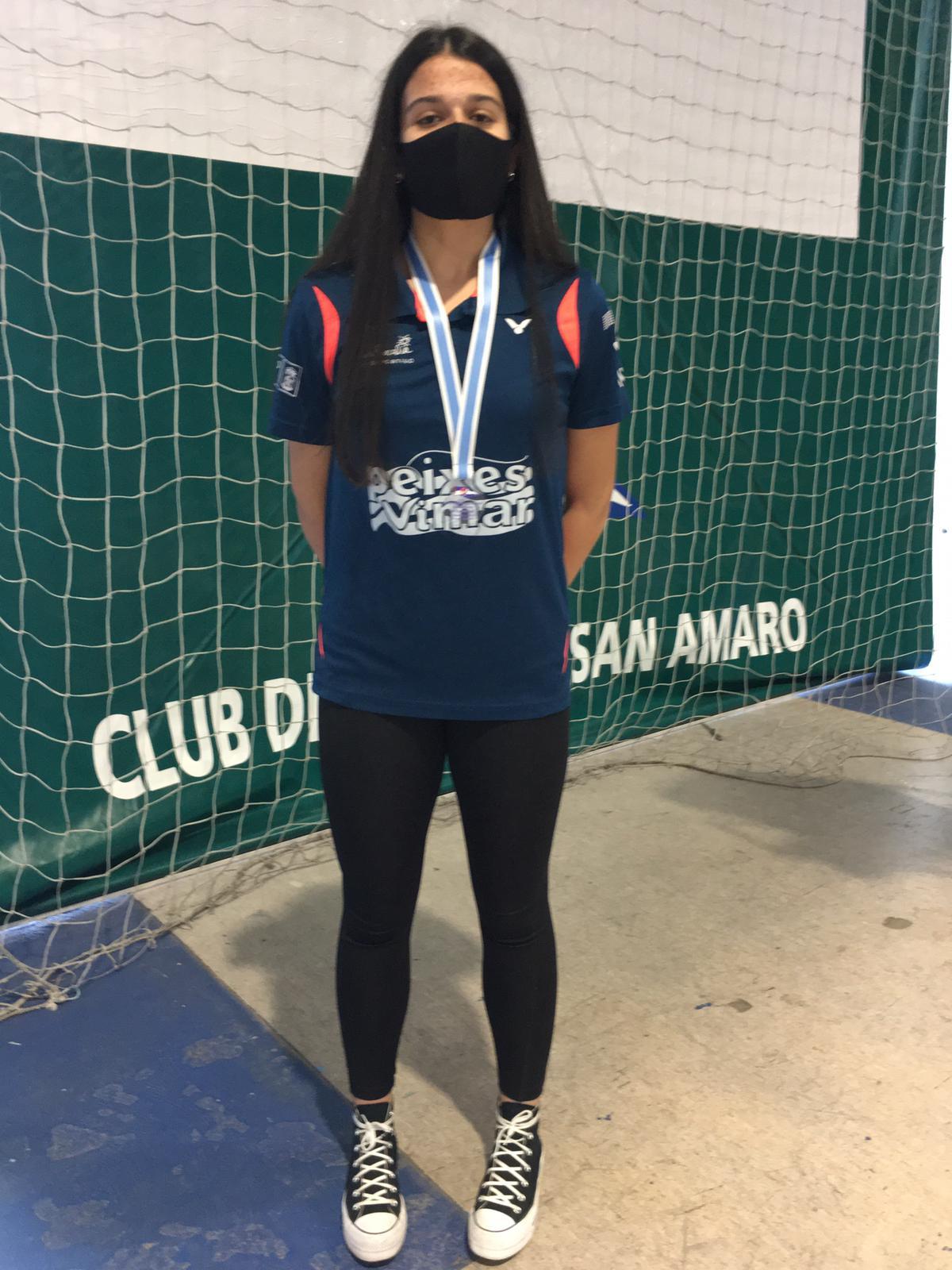 Bronce en el Master Sub15 - Sub19 de A Coruña