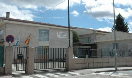Visitamos el CEIP Xosé Fernández López