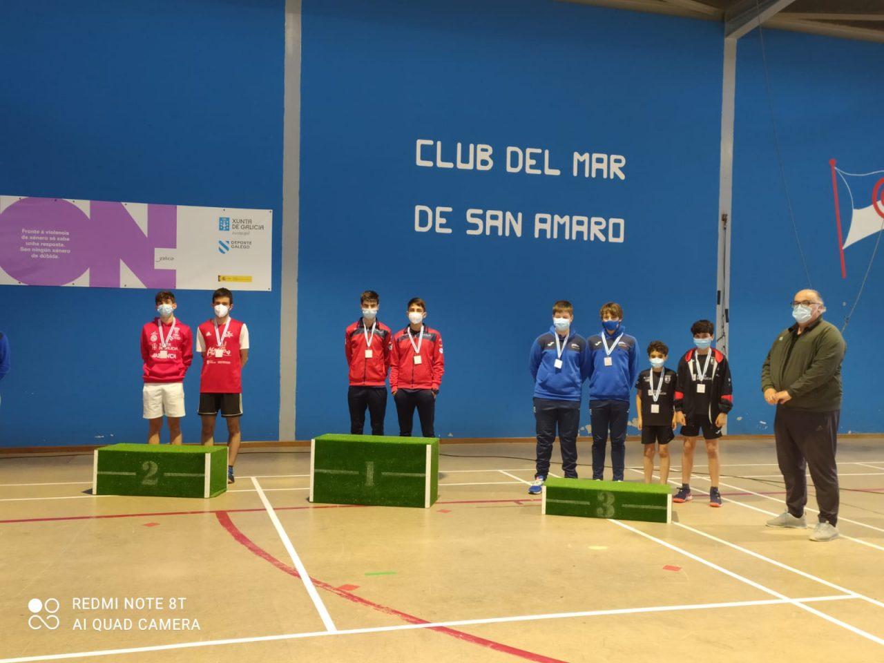 Campeones de Galicia Sub17