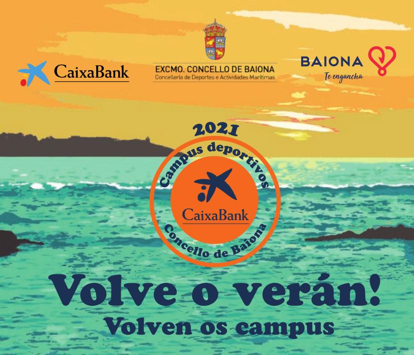 Campus deportivos Concello de Baiona 2021