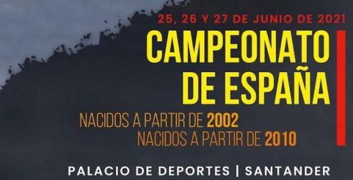 Campeonatos de España 2002+ y 2010+