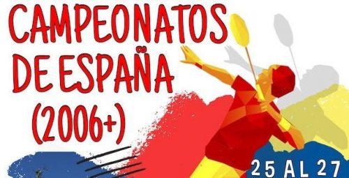 Campeonatos de España 2006+