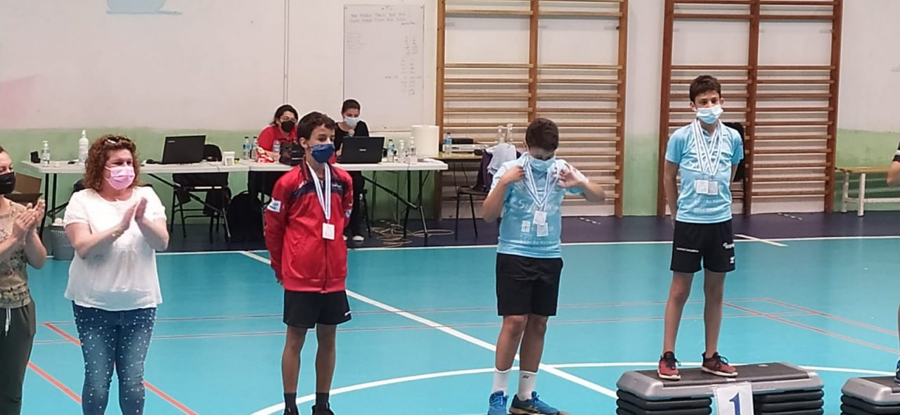 Campeonato Gallego Sub15 2021