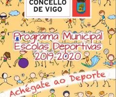 Escolas Deportivas municipais 2021/2021